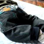 Papas Jeans ist tot, es lebe die neue Baby-Jeans