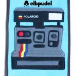 Quietbook – Polaroid Kamera