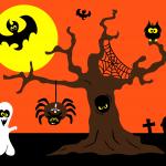 Die elbpudel Halloweenparty – zum Plotten und Applizieren