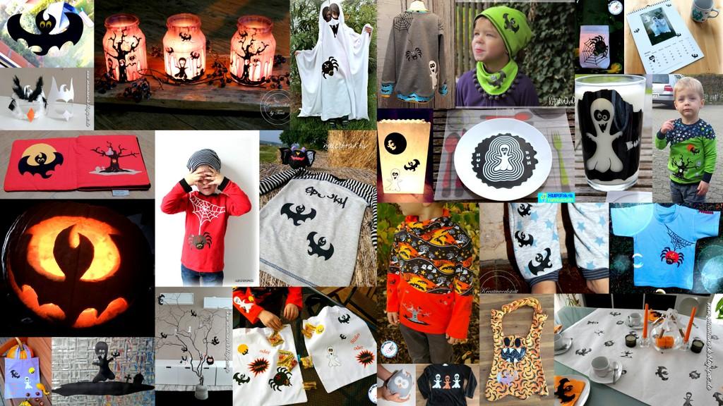 Probeplotten Halloween 2