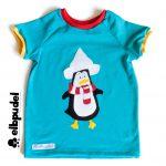 Pinguin-Poldi-Fanshirt (Kinderbuchtipp)