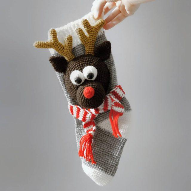 Spontane Weihnachtshkelei Der kleine Mann hat sich dieses Jahr standhafthellip